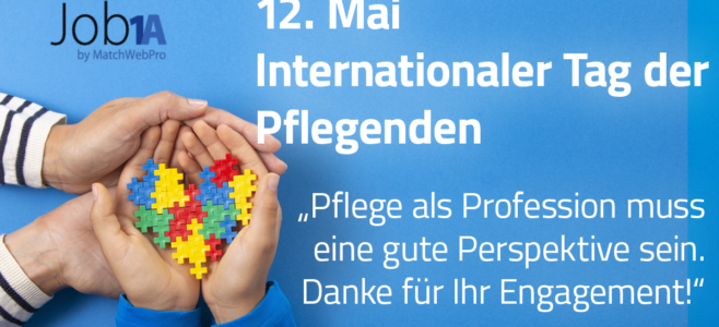 12.05. Internationaler Tag der PFlege